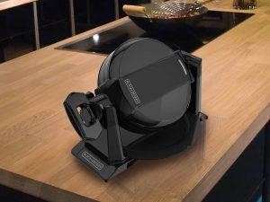 Double Waffle Maker by Black and Decker